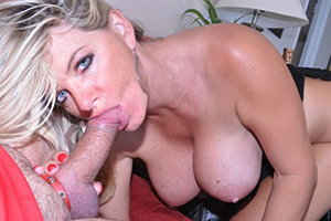 Vicky Vette is the XXX Busty Milf Adult Star